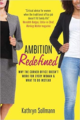 Ambition Redefined book jacket