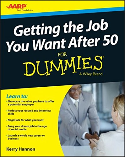 Working After 50 for Dummies